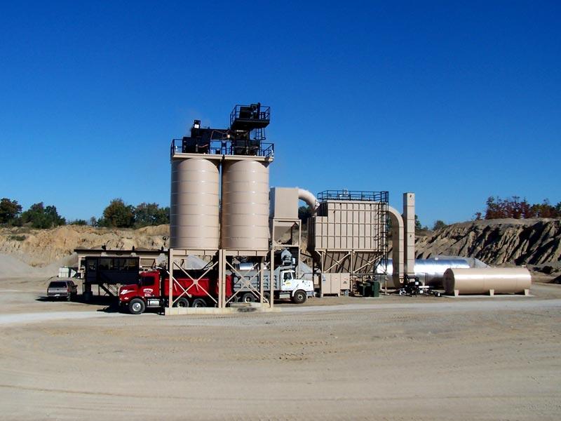 asphalt plant mobile