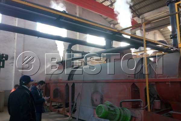 Straw Carbonization Furnace