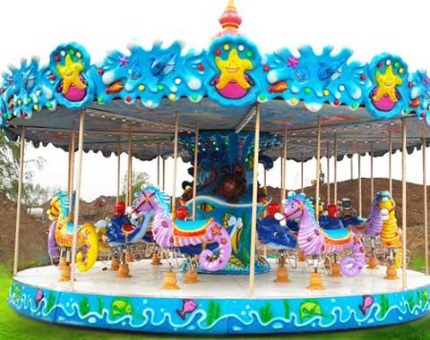 Ocean Theme Merry Go Round for Kids