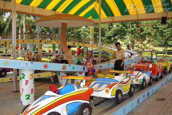Kingtiger mini- shuttle amusement ride