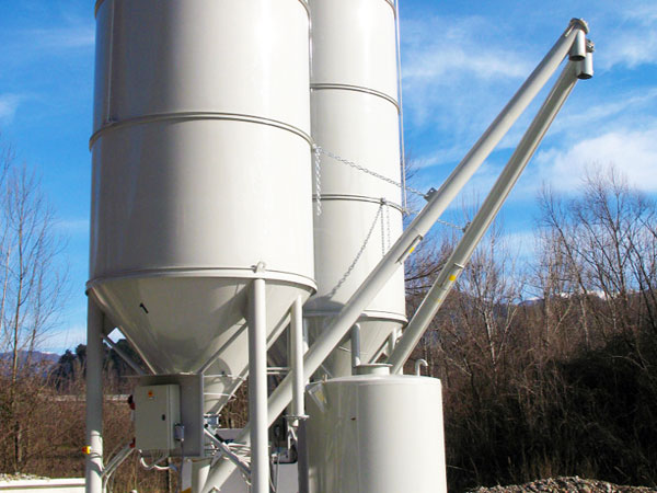 Cement Silos in Aimix