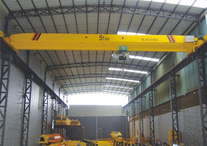 Provide single girder overhead crane