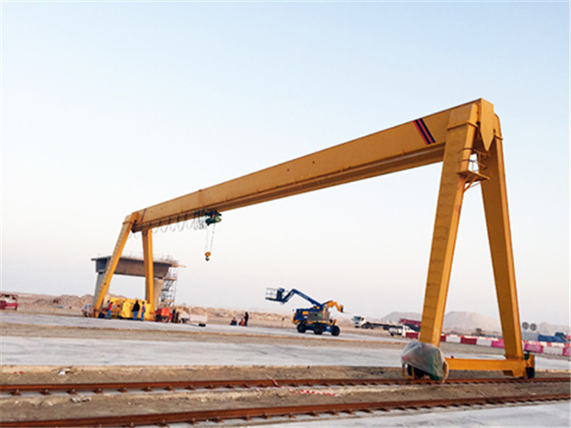 How To Improve The Lifting Efficiency Of 5 Ton Gantry Cranes